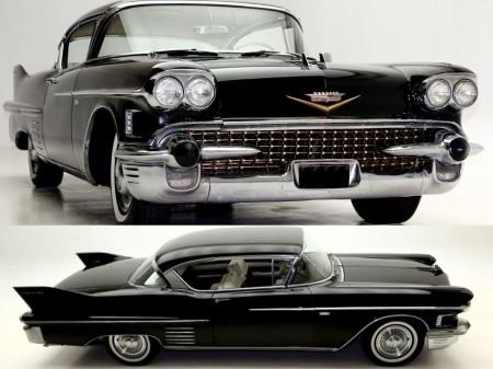 1958 Coupe deVille 7