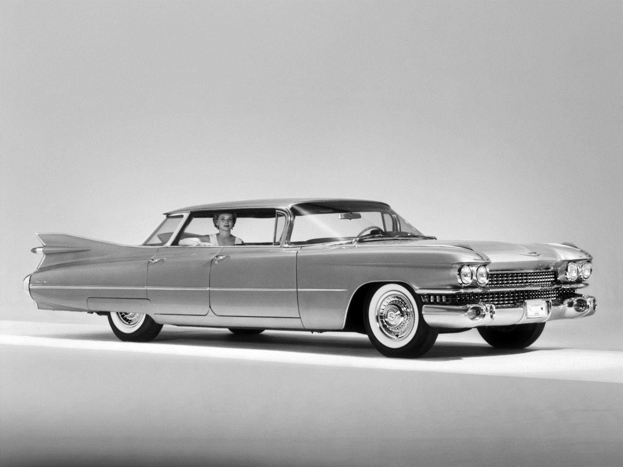 1959 Sedan deVille