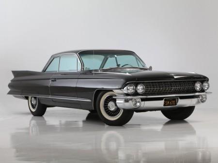 1961 Coupe DeVille