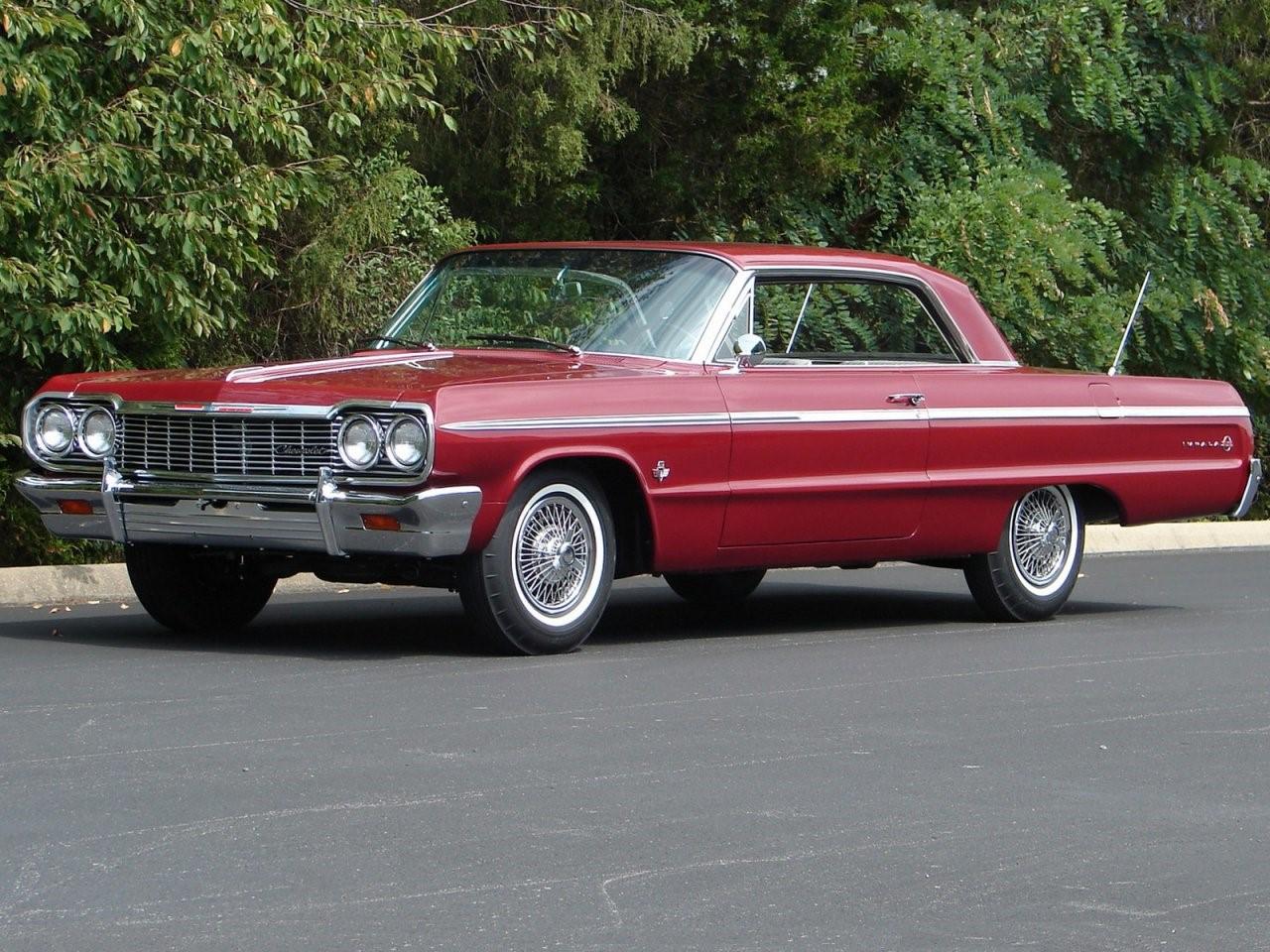 1964 Chevy Impala SS 2