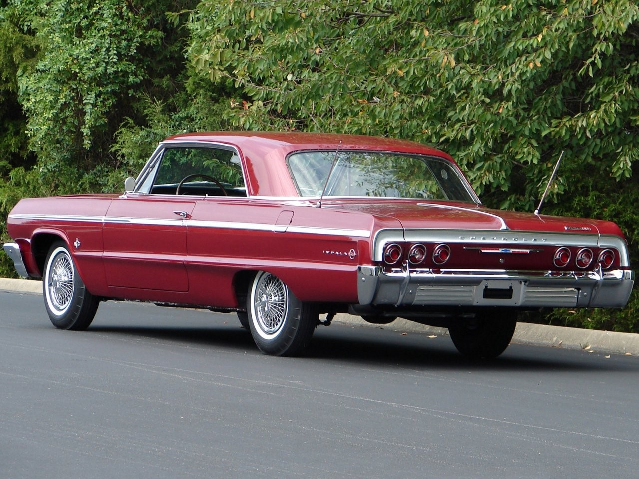 Once Upon A Time Notoriousluxury 1957 Chevy Impala Ss 1964 3