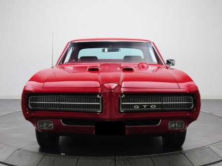1969 Pontiac GTO 2