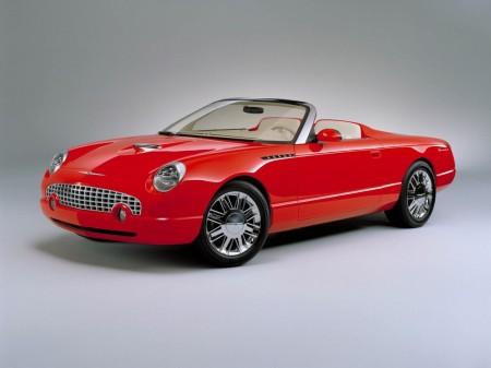 2001 Ford Thunderbird