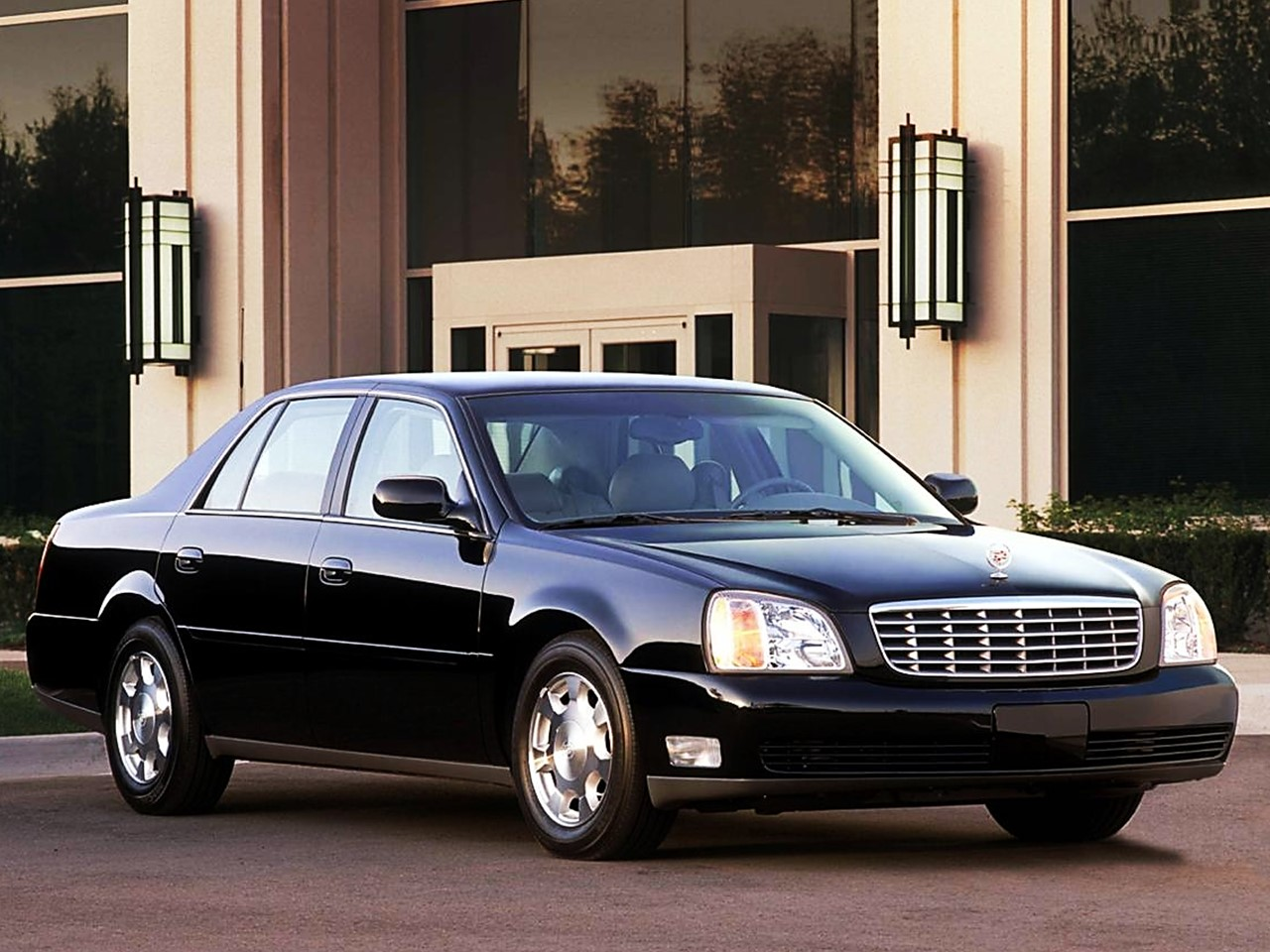 2002 Cadillac Deville The Last Of The Big Guns