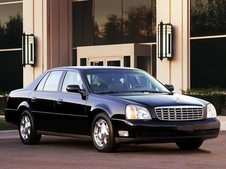 2002 Cadillac DeVille 1