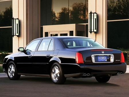 2002 Cadillac DeVille 2