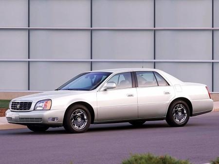 2002 Cadillac DHS 1