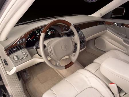 2002 Cadillac DHS 2