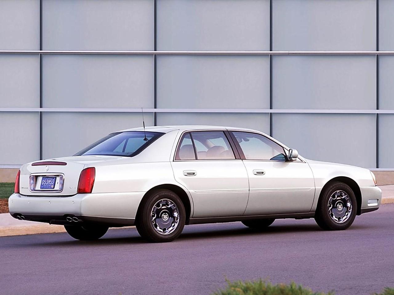 2002 Cadillac DHS 3