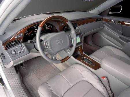 2002 Cadillac DTS 2