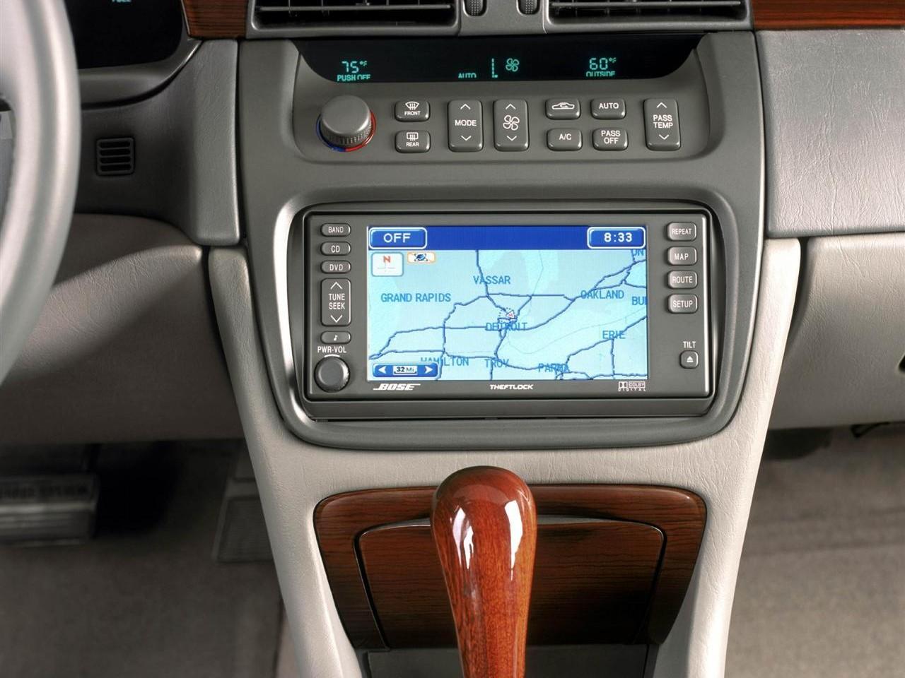 2002 Cadillac DTS 5