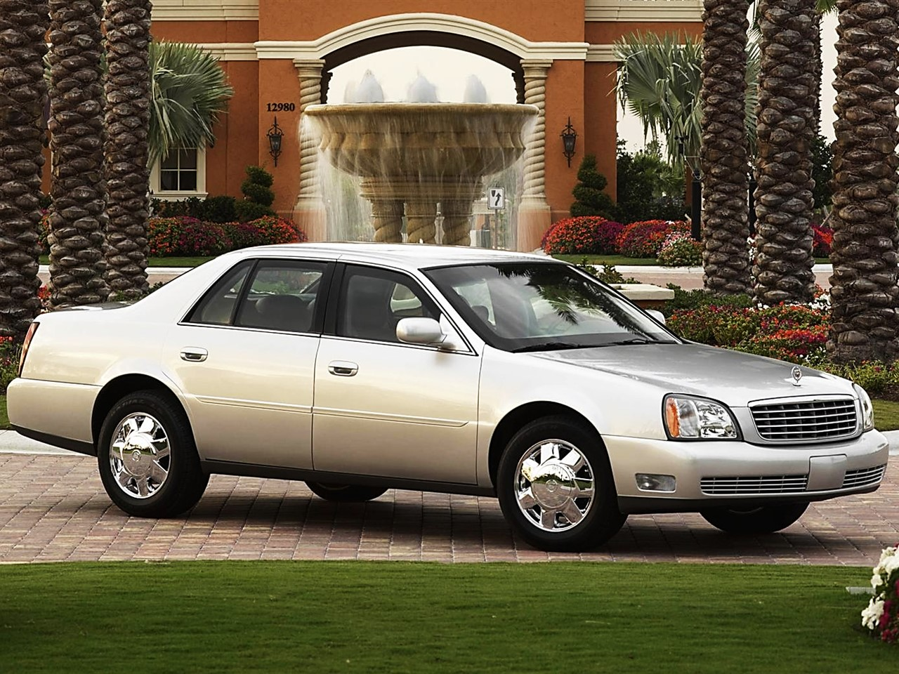 Cadillac 2006 cadillac deville : 2002 Cadillac DeVille: The Last of the Big Guns | NotoriousLuxury