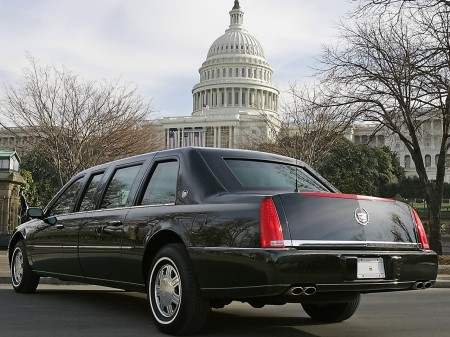 2006 DTS Presidential Limousine 4