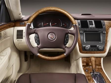 2011 Cadillac DTS 2