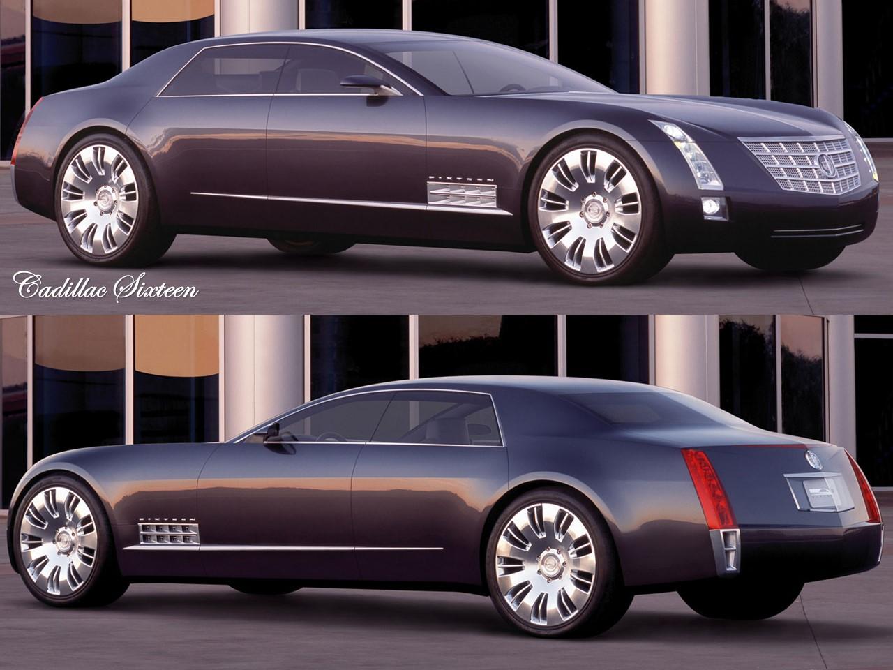 Cadillac Sixteen 2