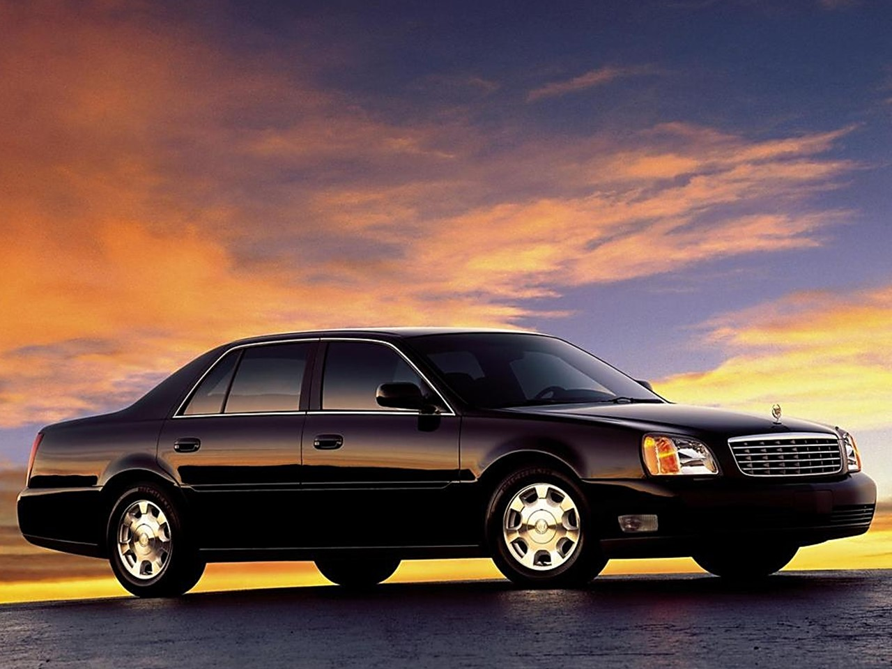 2002 Cadillac DeVille: The Last of the Big Guns | NotoriousLuxury