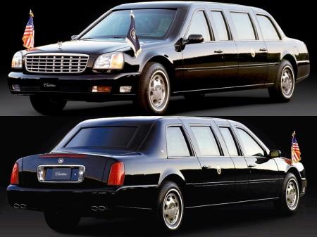 Deville Presidental Limousine