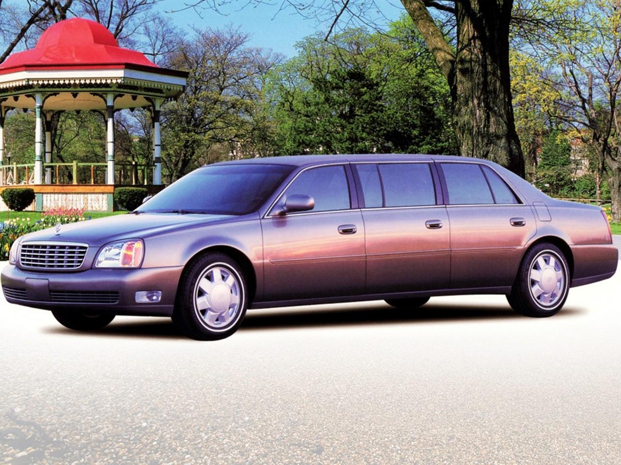 DTS Limousine 2