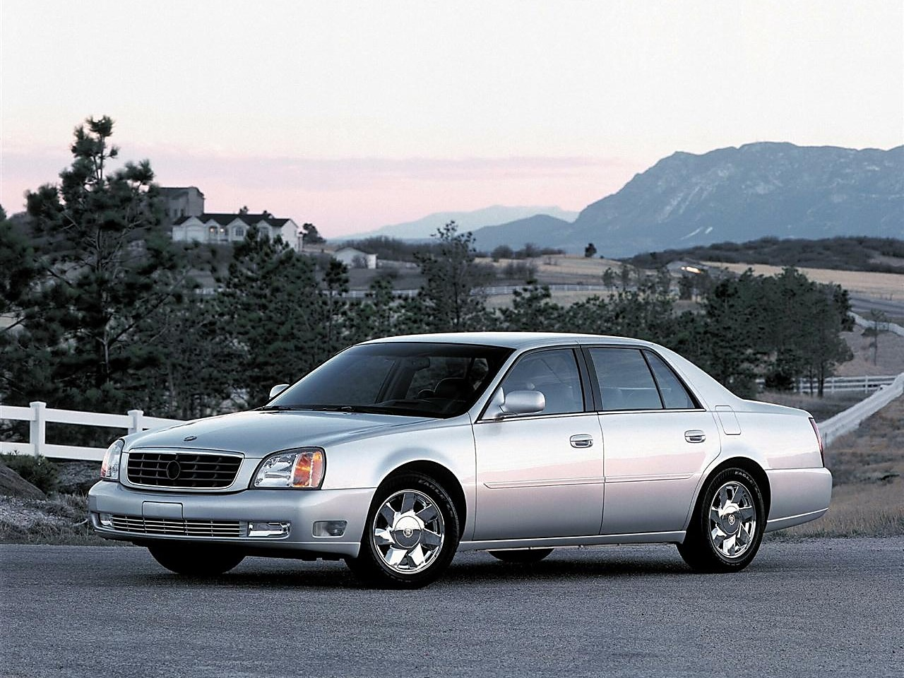 2002 Cadillac DeVille: The Last of the Big Guns