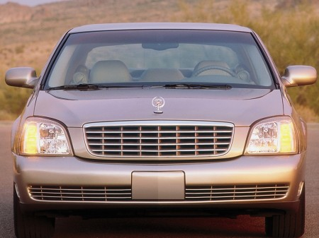 2002 Cadillac DeVille: The Last of the Big Guns   NotoriousLuxury