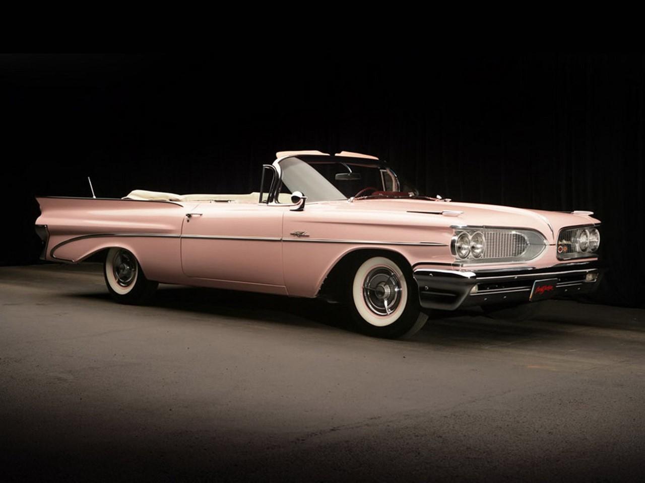 Harley Earl's 1959 Pontiac Catalina Pink Lady 2