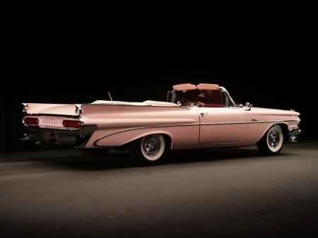 Harley Earl's 1959 Pontiac Catalina Pink Lady