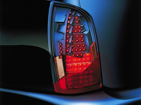 LED taillamp technology