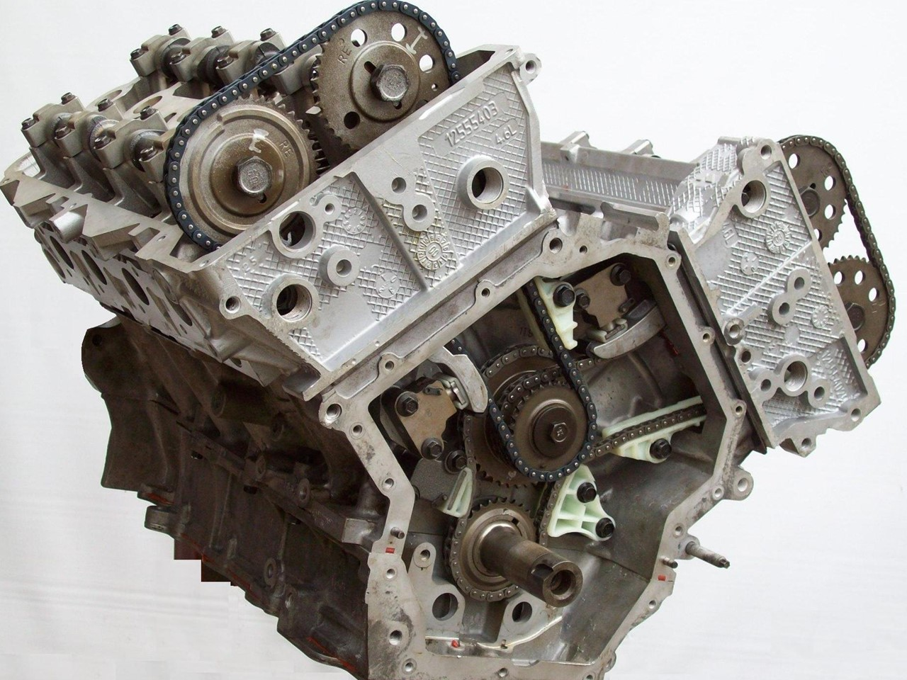 Northstar V8 engine 2
