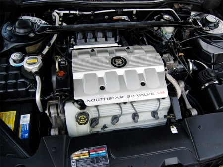 Northstar V8 engine
