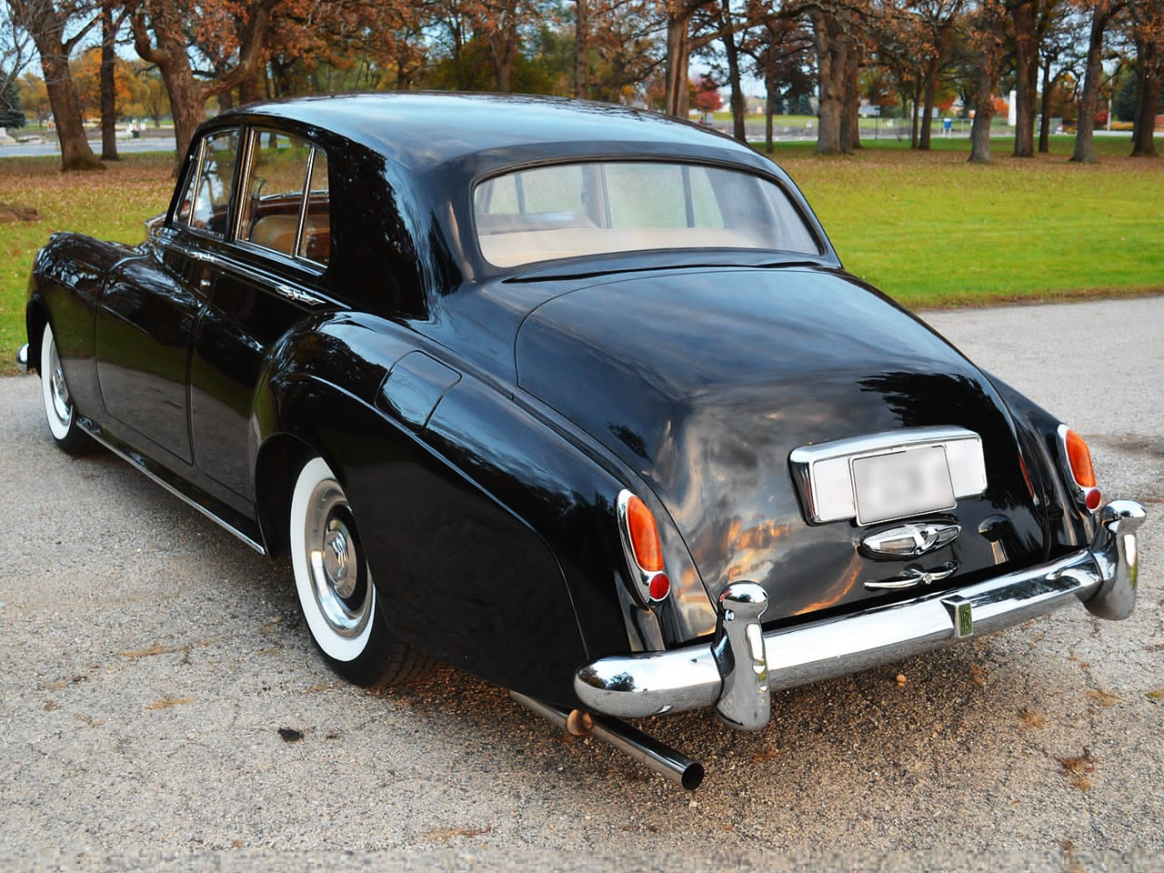 1955 – 1962 Silver Cloud I & II 4