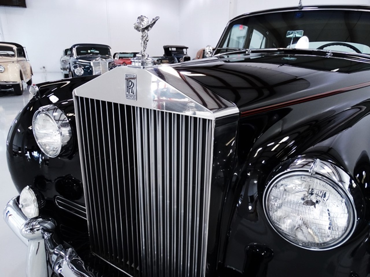 1956 Silver Cloud I 1
