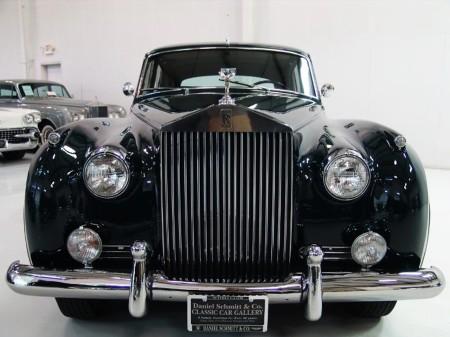 1956 Silver Cloud I 2