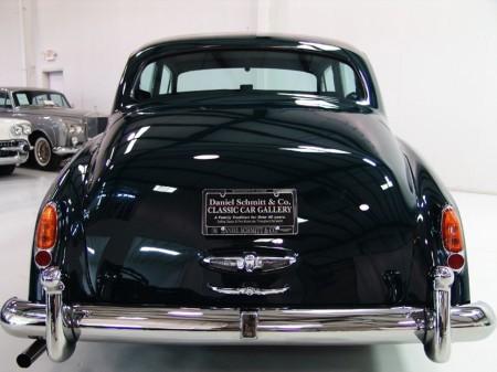 1956 Silver Cloud I 3