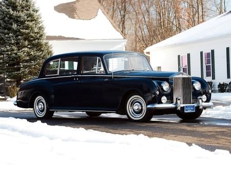 1959 Phantom V Park Ward coachbuilt limousine 1