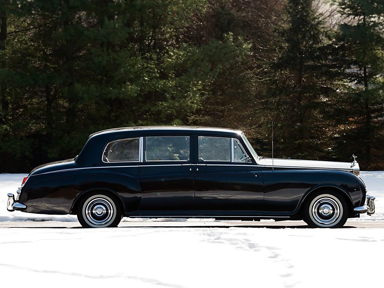 1959 Phantom V Park Ward coachbuilt limousine 2