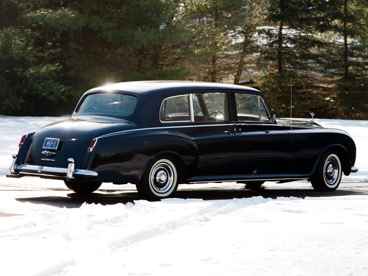 1959 Phantom V Park Ward coachbuilt limousine 3