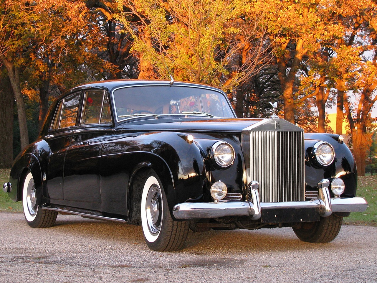 1960 Silver Cloud II 11