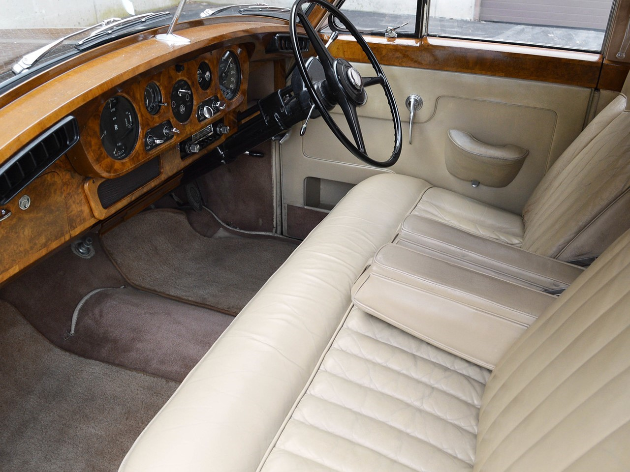 1960 Silver Cloud II 2