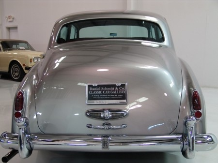 1960 Silver Cloud II 3B