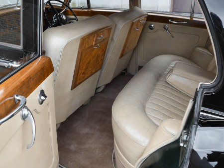 1960 Silver Cloud II 4