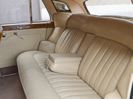 1960 Silver Cloud II 6
