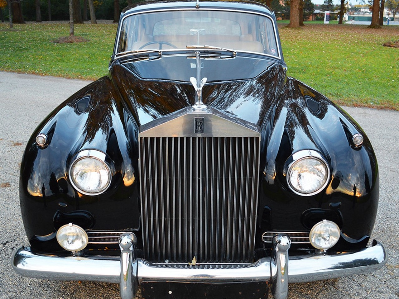 1960 Silver Cloud II