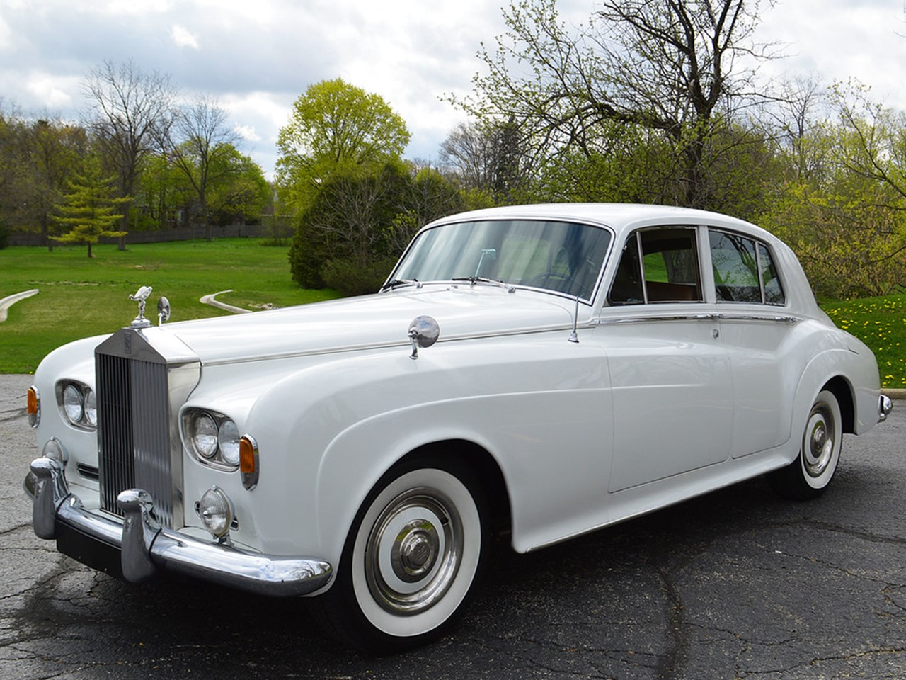 1963-1966 Silver Cloud III 1