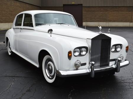 1963-1966 Silver Cloud III 2