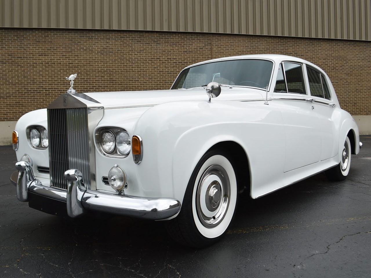 1963-1966 Silver Cloud III 5