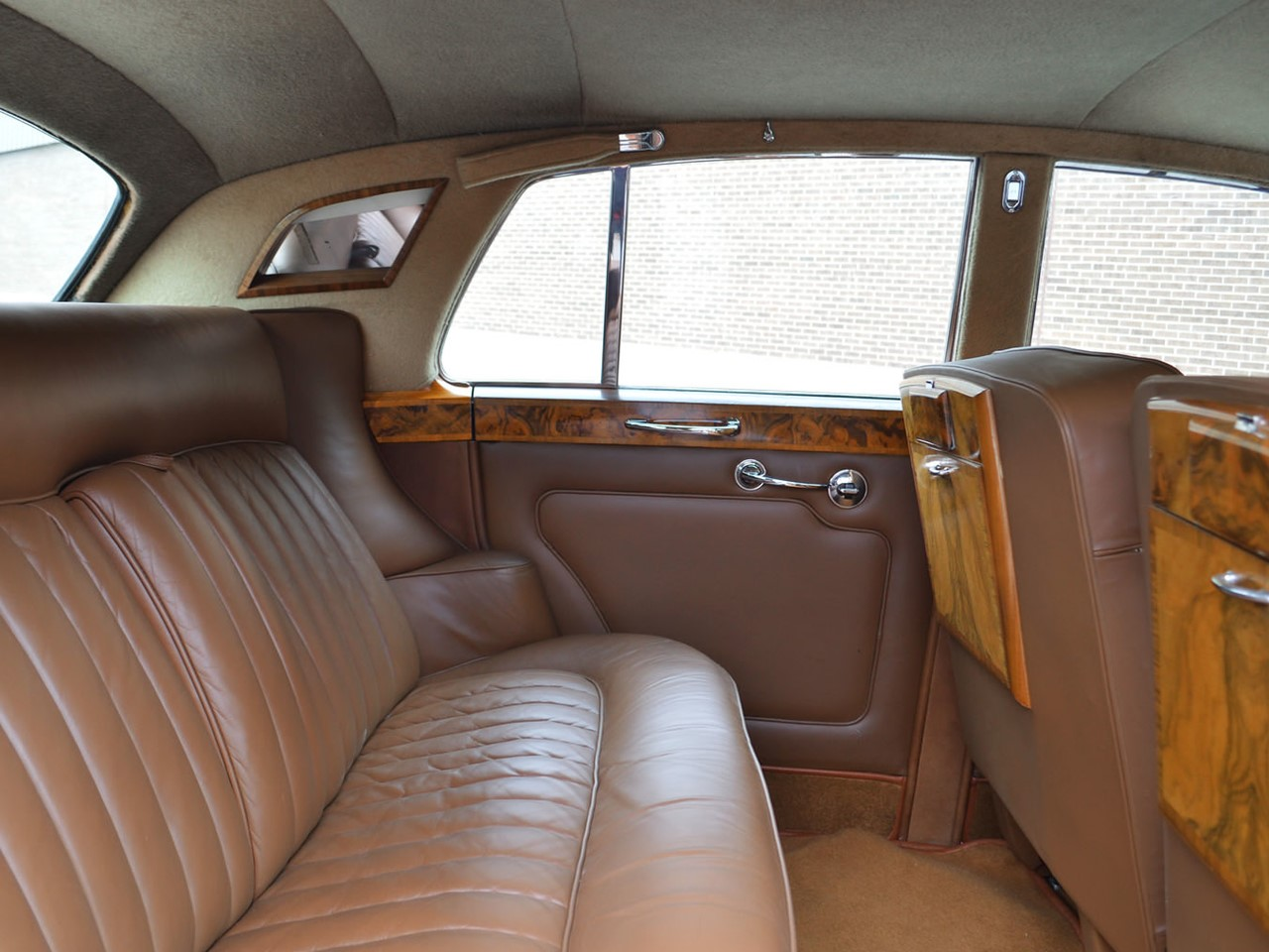 1963-1966 Silver Cloud III 6