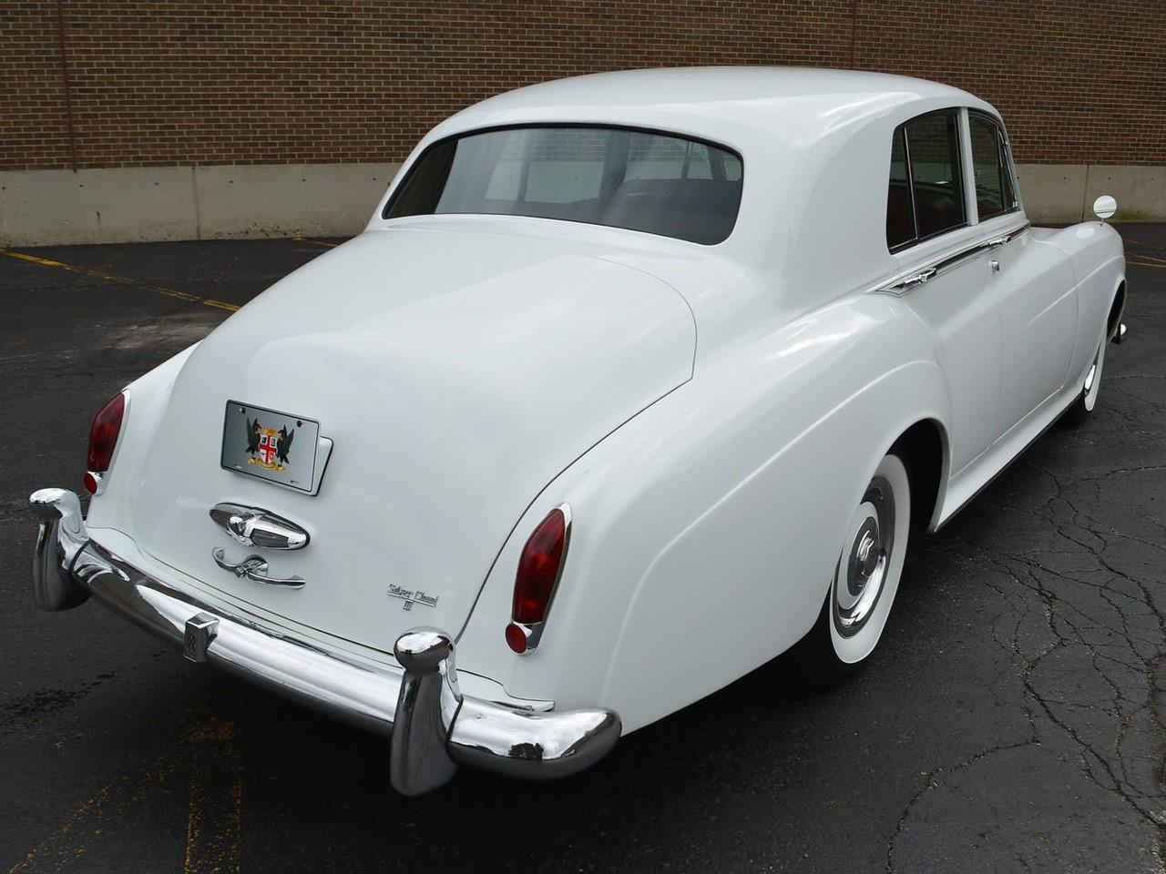 1963-1966 Silver Cloud III 8