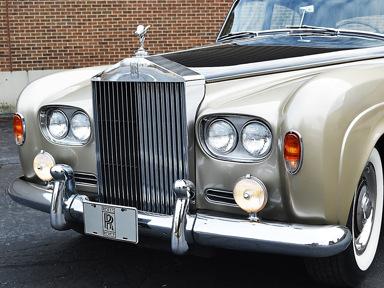 1963 Silver Cloud III 1