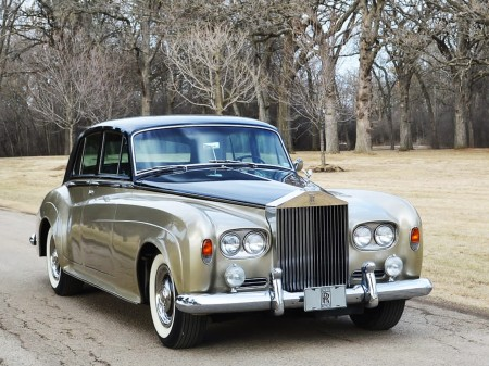 1963 Silver Cloud III 3
