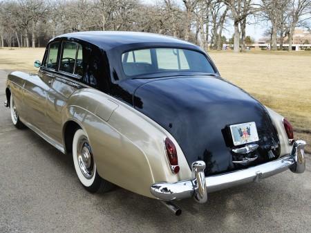 1963 Silver Cloud III 33